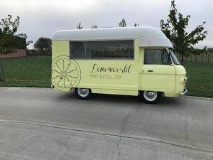 1972 Commer Highwayman Van, converted to a mobile shop