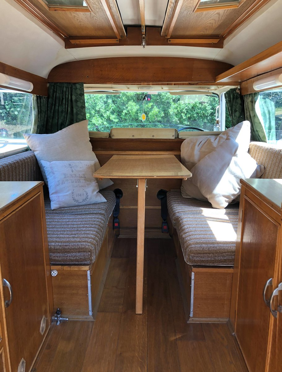 1967 Commer 2500PB Classic Campervan SOLD (picture 6 of 6)