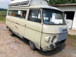 1972 Commer Wanderer Campervan £4995