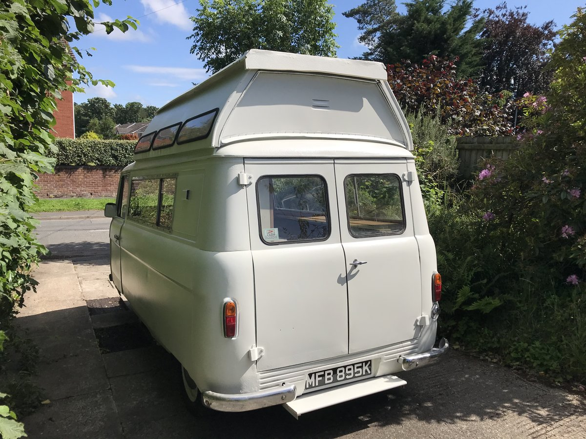 1973 Commer PB Campervan For Sale (picture 2 of 6)