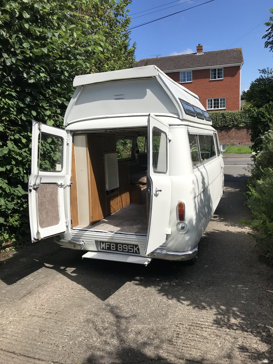 1973 Commer PB Campervan For Sale (picture 3 of 6)