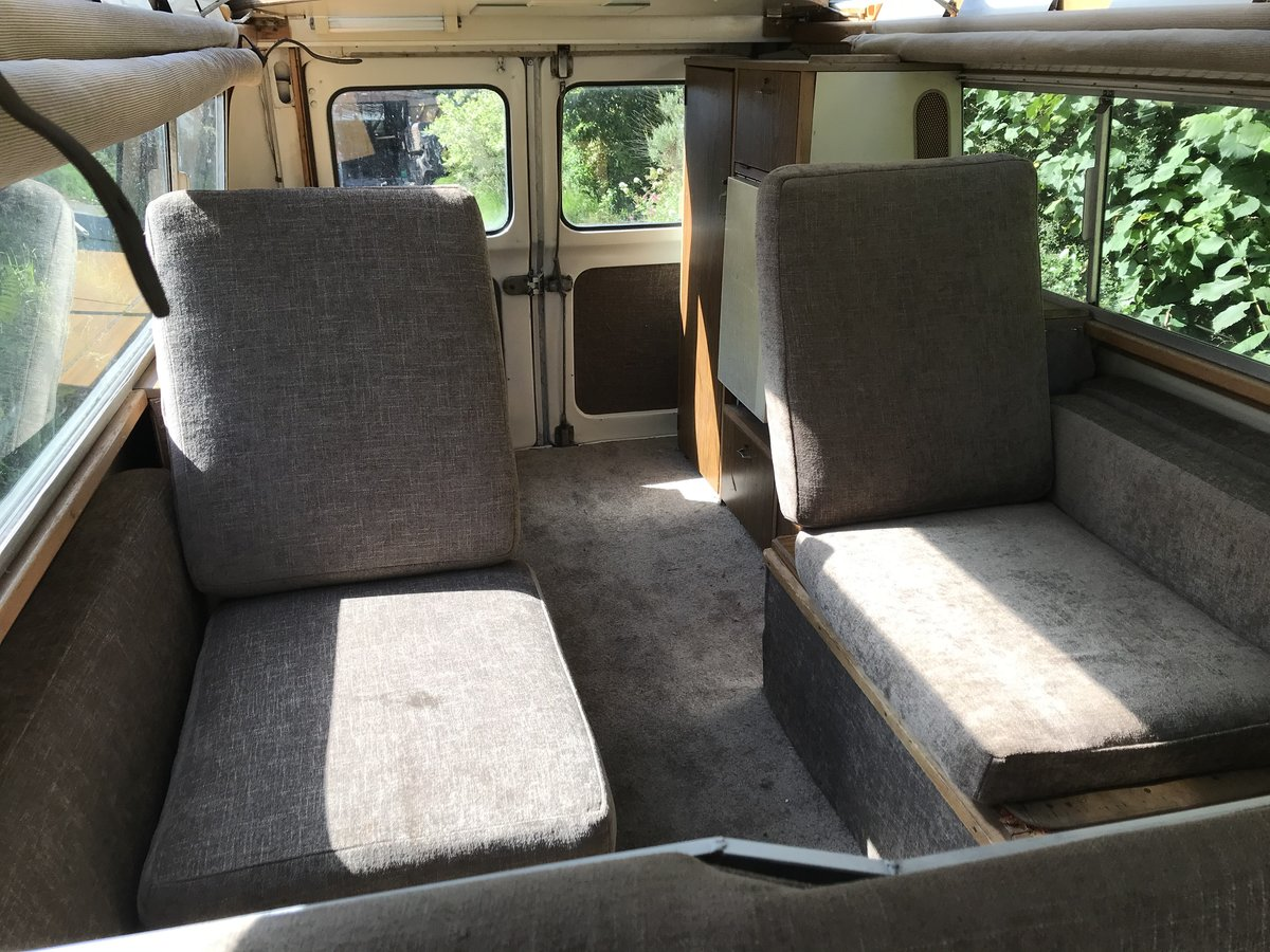 1973 Commer PB Campervan For Sale (picture 4 of 6)