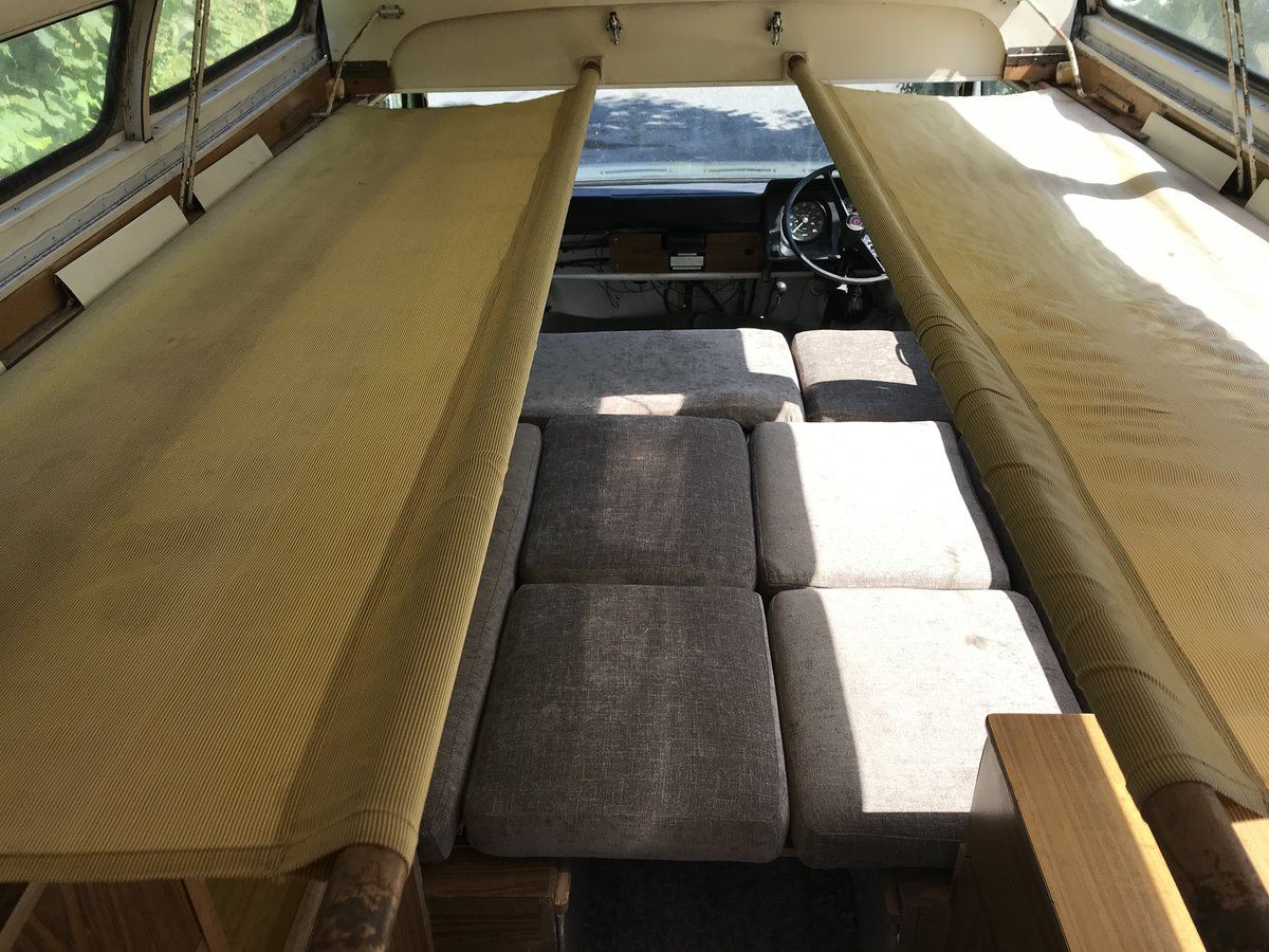 1973 Commer PB Campervan For Sale (picture 6 of 6)