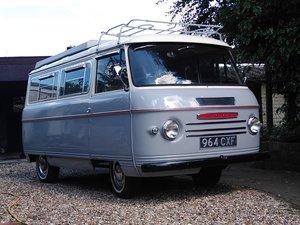 1961 Commer BlueBird Moto Plus