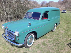 Picture of 1955 COMMER LWB EXPRESS DELIVERY VAN For Sale