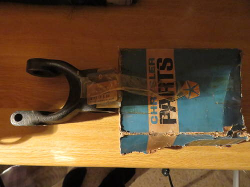 1960 SHACKLES FOR REAR LEAF SPRINGS For Sale (picture 3 of 3)