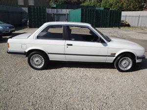 BMW, 316, auto, 1.8, white, e 30, low miles