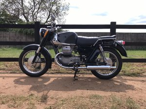 Picture of 1961 Marusho Lilac LS-18 Rare Japanese Motorcycle