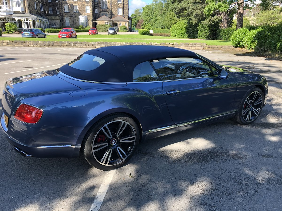 2015 Bentley Continental GTC - 21,000 mls For Sale (picture 3 of 12)