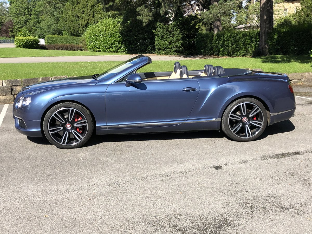 2015 Bentley Continental GTC - 21,000 mls For Sale (picture 9 of 12)