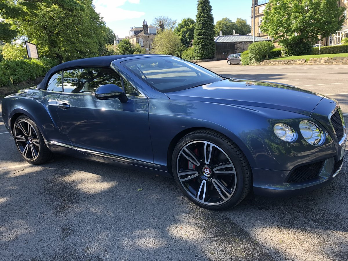 2015 Bentley Continental GTC - 21,000 mls For Sale (picture 12 of 12)