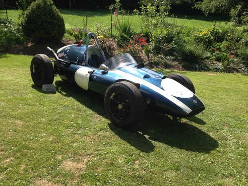 1960 Cooper T51, F1/F2, Climax twin cam,  ERSA gearbox For Sale (picture 1 of 5)