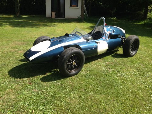 1960 Cooper T51, F1/F2, Climax twin cam,  ERSA gearbox For Sale (picture 2 of 5)