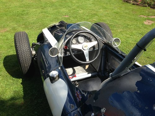 1960 Cooper T51, F1/F2, Climax twin cam,  ERSA gearbox For Sale (picture 3 of 5)