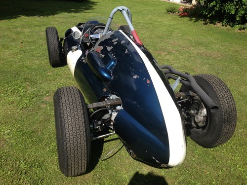 1960 Cooper T51, F1/F2, Climax twin cam,  ERSA gearbox For Sale (picture 4 of 5)