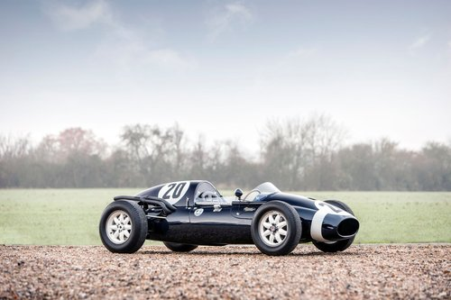 1958 The Ex-Rob Walker Racing Team/Maurice Trintignant  SOLD (picture 1 of 6)