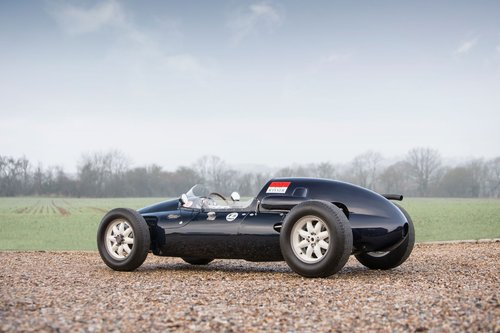 1958 The Ex-Rob Walker Racing Team/Maurice Trintignant  SOLD (picture 2 of 6)