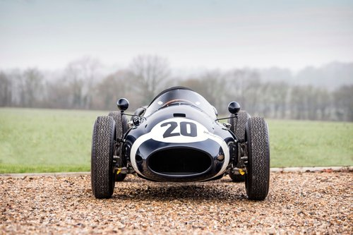 1958 The Ex-Rob Walker Racing Team/Maurice Trintignant  SOLD (picture 5 of 6)