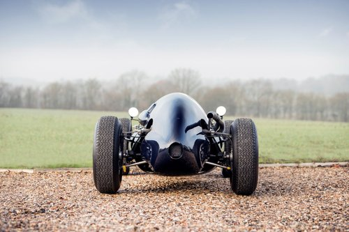 1958 The Ex-Rob Walker Racing Team/Maurice Trintignant  SOLD (picture 6 of 6)