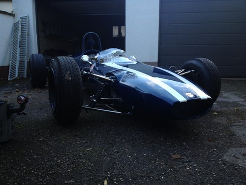 1966 Fully restored works Cooper T83 now in UK For Sale (picture 3 of 6)