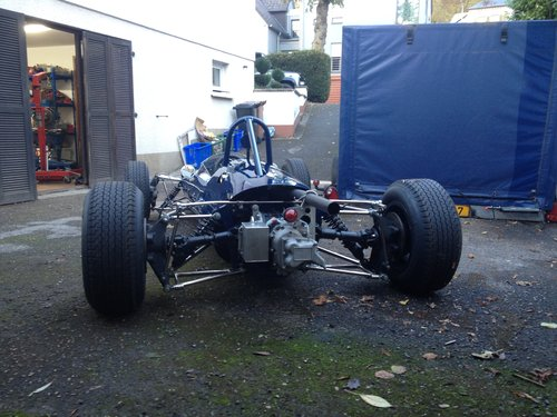 1966 Fully restored works Cooper T83 now in UK For Sale (picture 4 of 6)