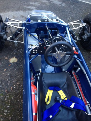 1966 Fully restored works Cooper T83 now in UK For Sale (picture 5 of 6)