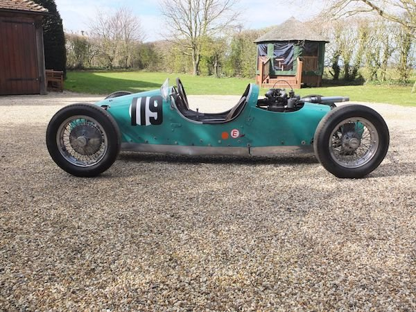 1950 Stirling Moss Cooper MKIV - JAP 500cc  For Sale (picture 3 of 6)