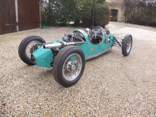 1950 Stirling Moss Cooper MKIV - JAP 500cc  For Sale (picture 4 of 6)