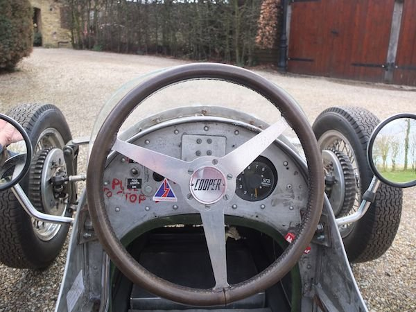 1950 Stirling Moss Cooper MKIV - JAP 500cc  For Sale (picture 5 of 6)