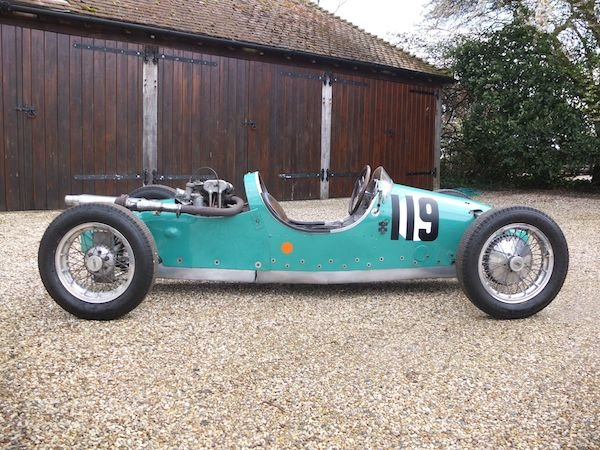 1950 Stirling Moss Cooper MKIV - JAP 500cc  For Sale (picture 6 of 6)