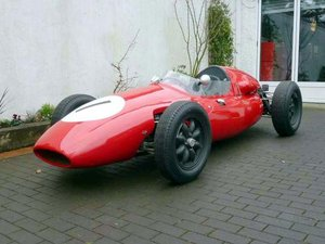 1960 Cooper Type 51 Single Seater For Sale by Auction