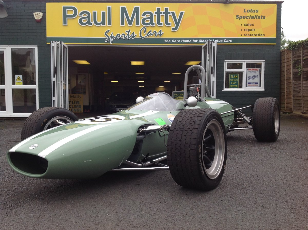 1964 Cooper F3 T76 For Sale (picture 1 of 6)