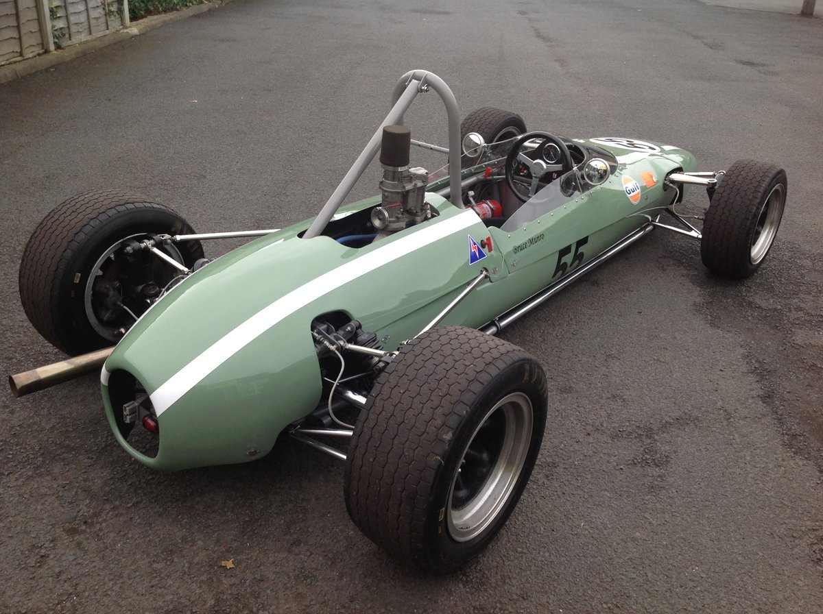 1964 Cooper F3 T76 For Sale (picture 5 of 6)