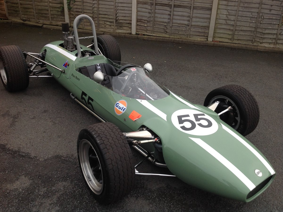 1964 Cooper F3 T76 For Sale (picture 6 of 6)