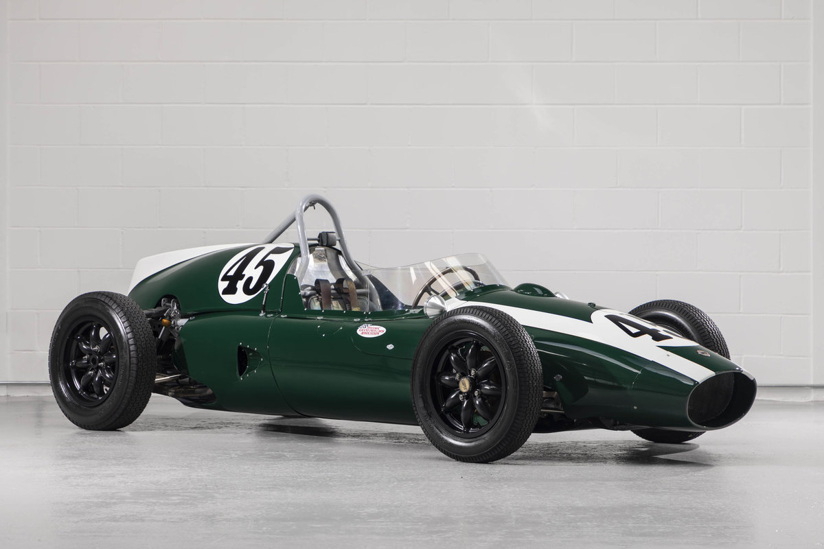1958 COOPER-CLIMAX T45 MK III For Sale (picture 1 of 6)