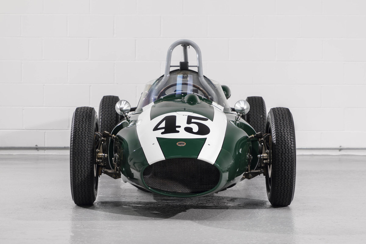 1958 COOPER-CLIMAX T45 MK III For Sale (picture 2 of 6)