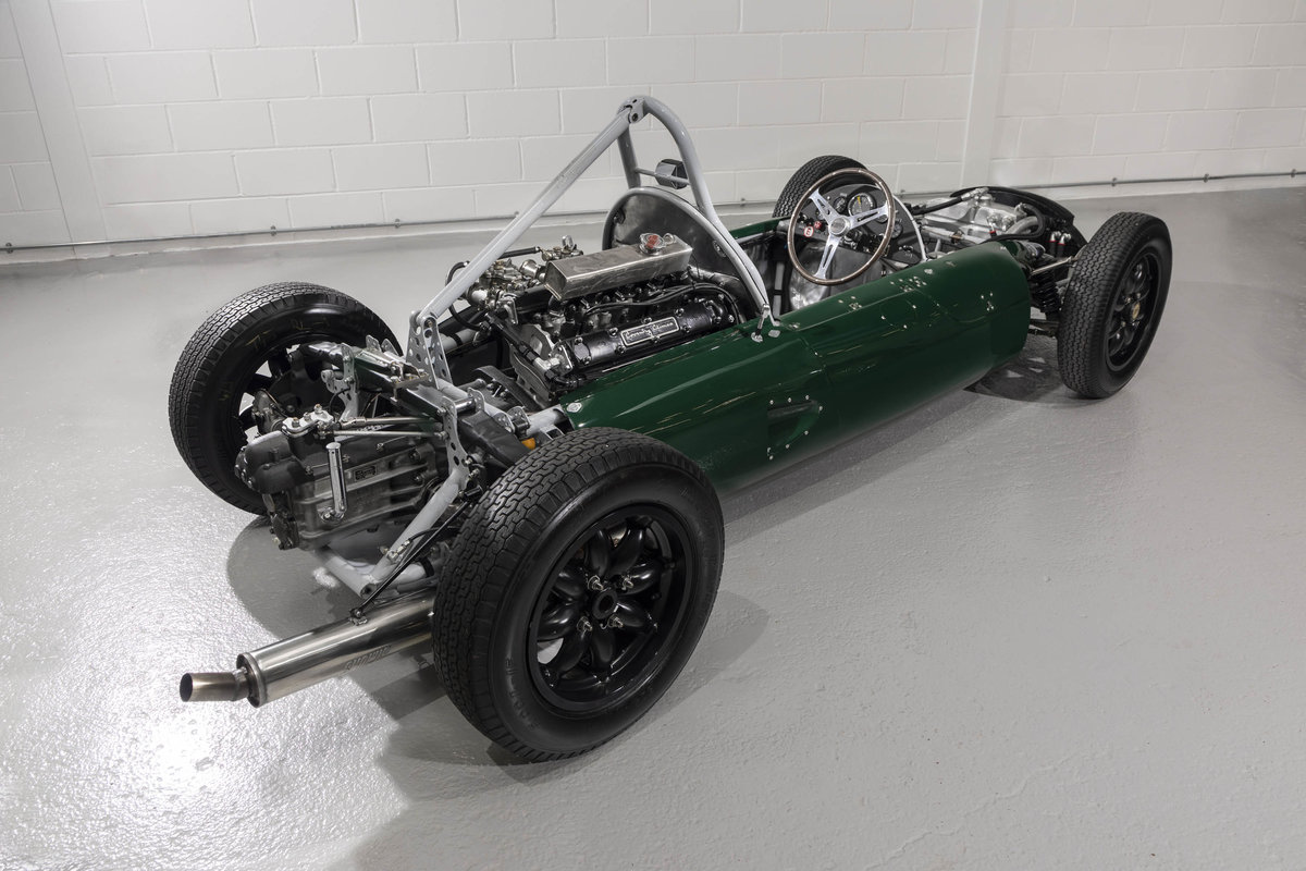 1958 COOPER-CLIMAX T45 MK III For Sale (picture 3 of 6)