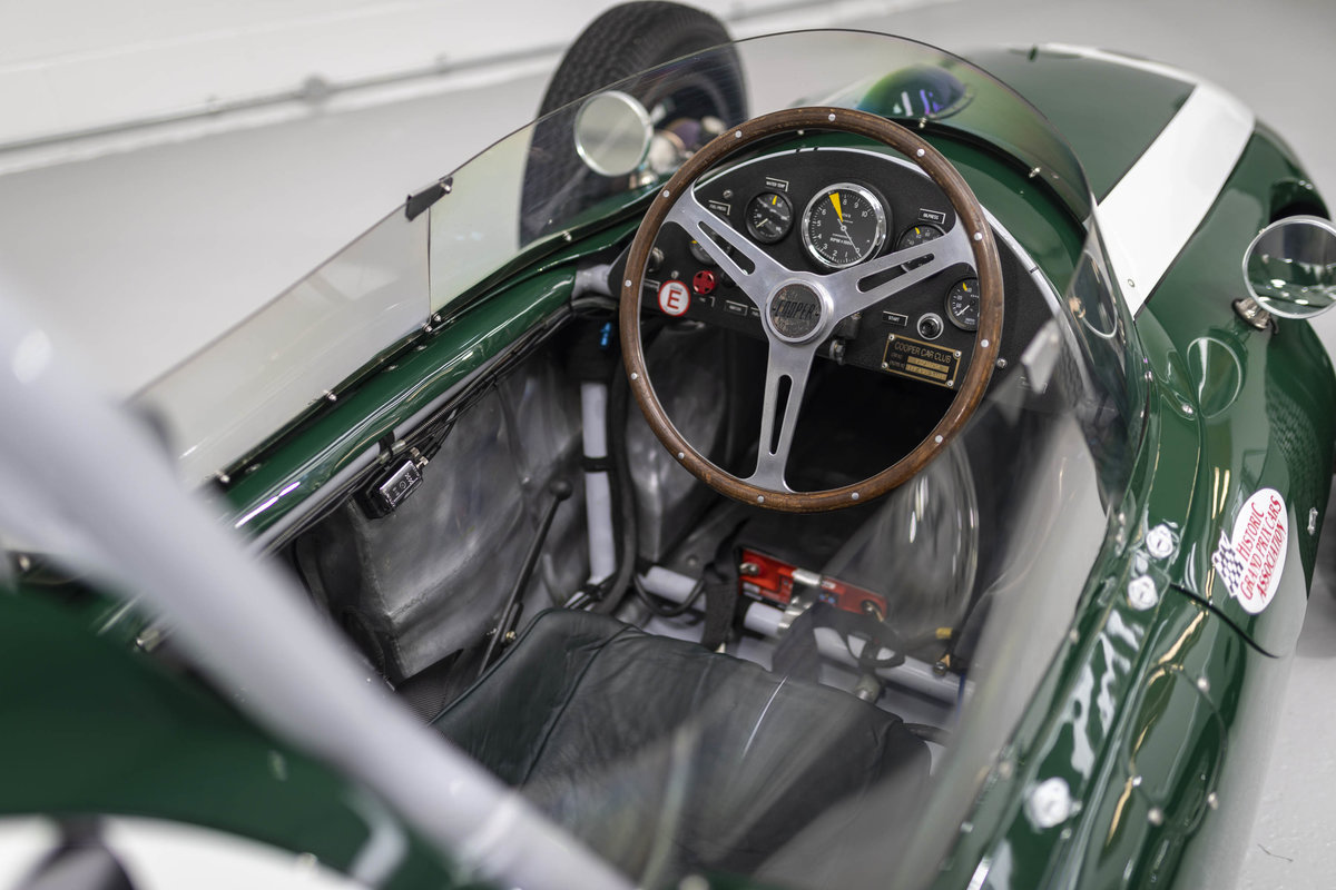 1958 COOPER-CLIMAX T45 MK III For Sale (picture 4 of 6)