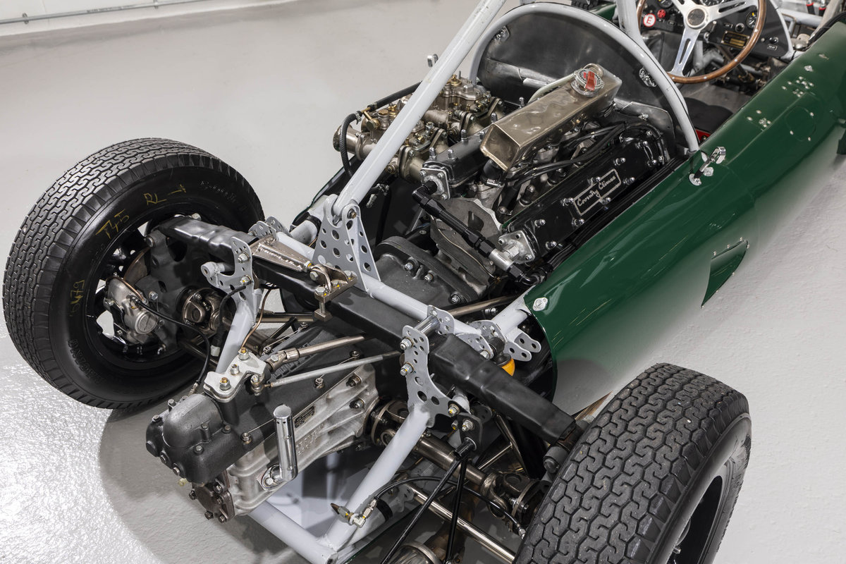 1958 COOPER-CLIMAX T45 MK III For Sale (picture 5 of 6)