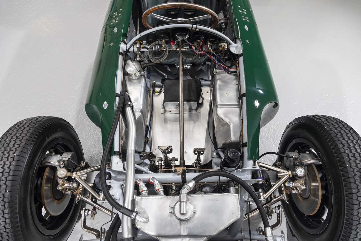 1958 COOPER-CLIMAX T45 MK III For Sale (picture 6 of 6)