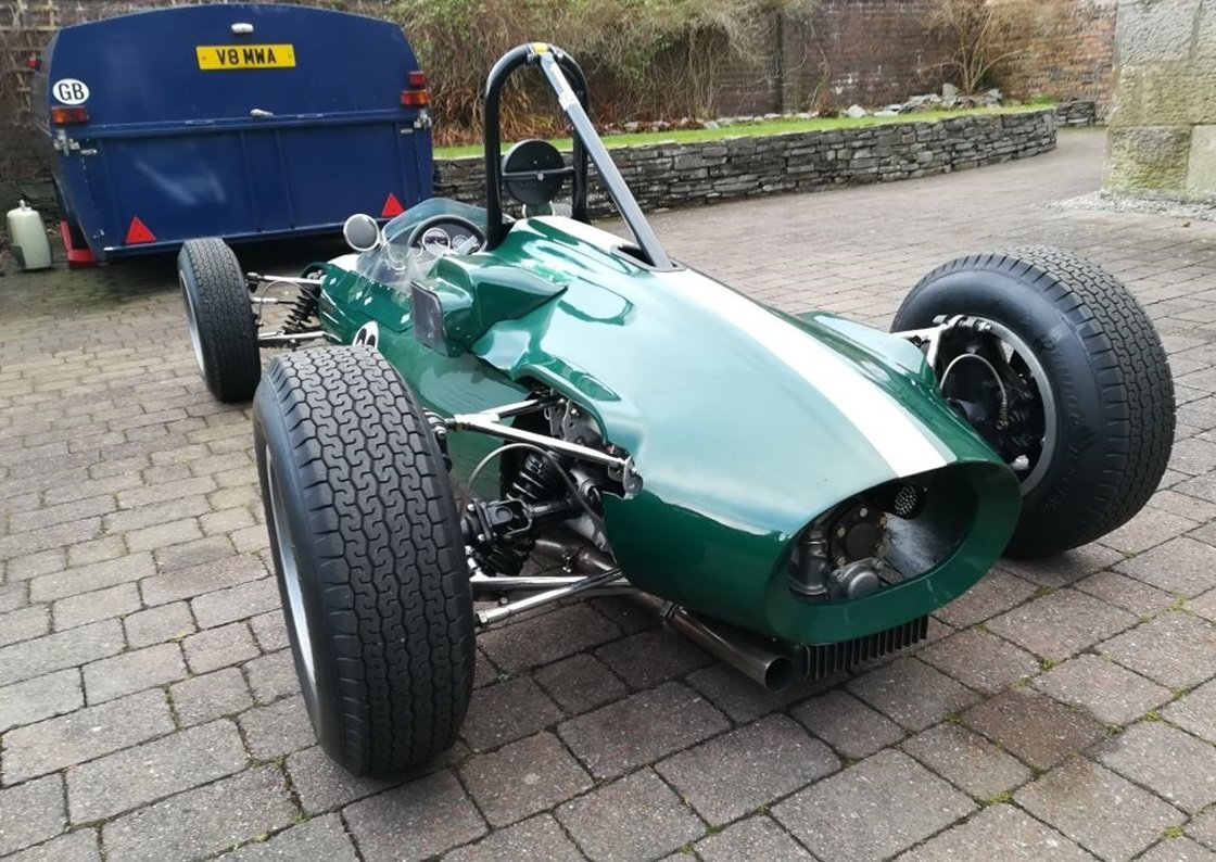 1963 Cooper T65 Formula Junior - Price Reduced For Sale (picture 3 of 6)