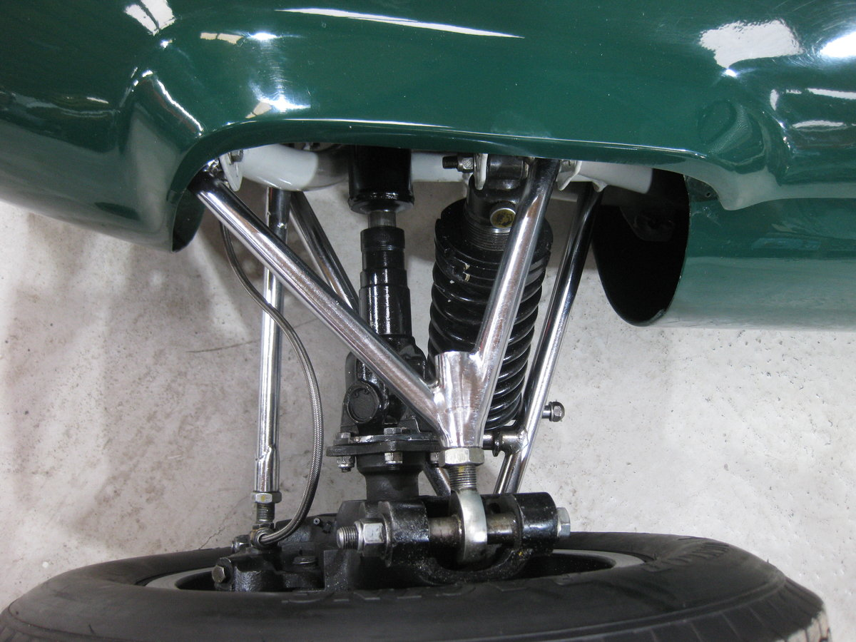 1963 Cooper T65 Formula Junior - Price Reduced For Sale (picture 5 of 6)
