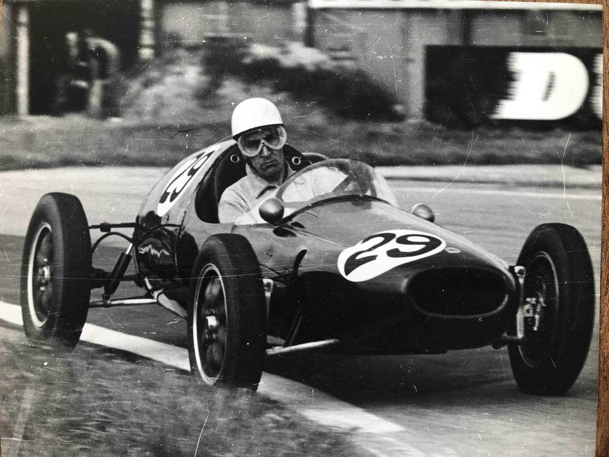 1956 Cooper T41 For Sale (picture 1 of 4)