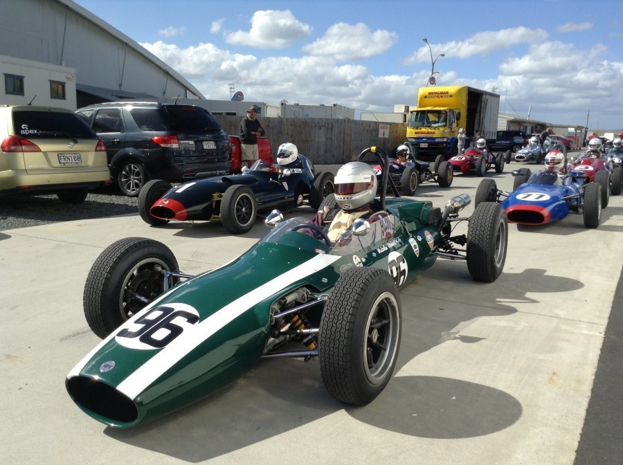 1963 Cooper T65 Formula Junior - Price Reduced For Sale (picture 1 of 6)