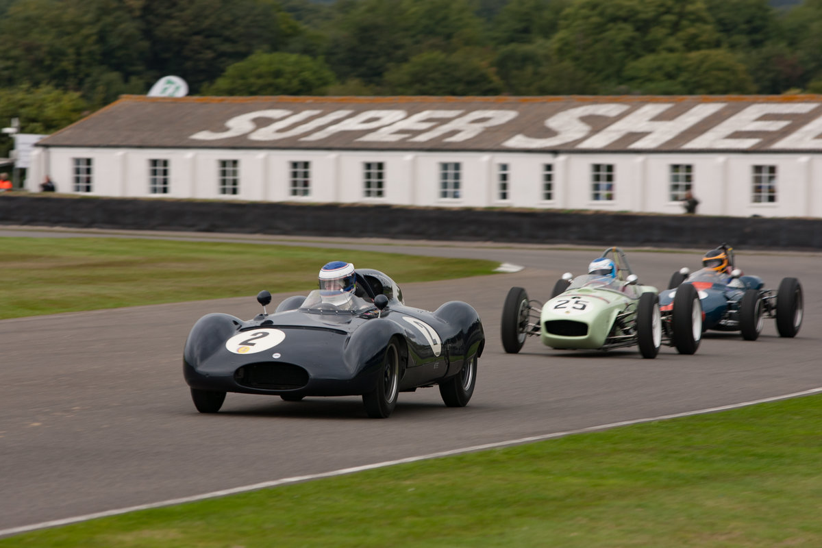 1955 COOPER BRISTOL T40 Ex J Brabham For Sale (picture 4 of 6)