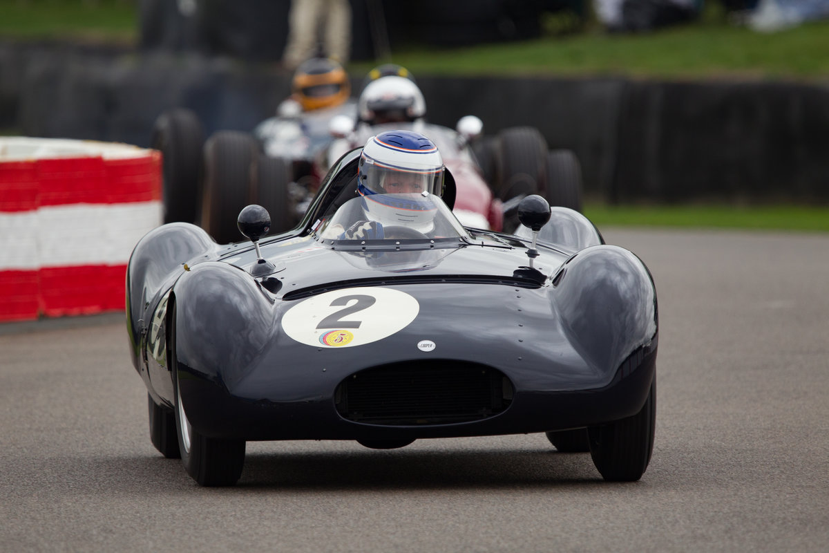 1955 COOPER BRISTOL T40 Ex J Brabham For Sale (picture 6 of 6)