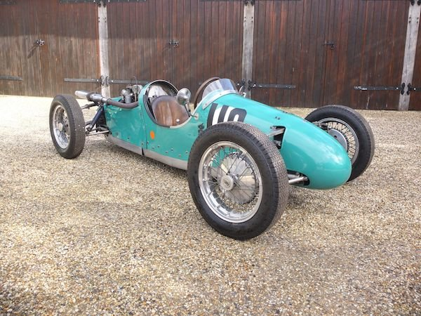 1950 THE STIRLING MOSS COOPER MKIV - JAP 500cc For Sale (picture 1 of 6)