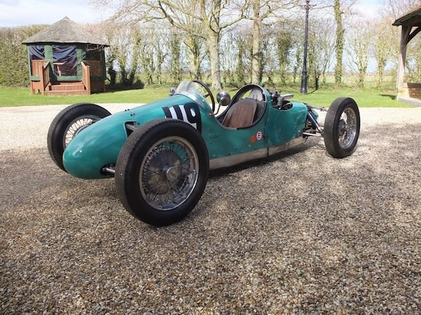 1950 THE STIRLING MOSS COOPER MKIV - JAP 500cc For Sale (picture 2 of 6)