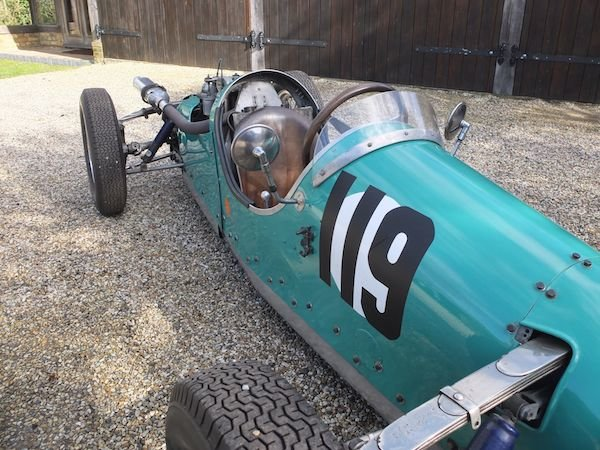 1950 THE STIRLING MOSS COOPER MKIV - JAP 500cc For Sale (picture 3 of 6)