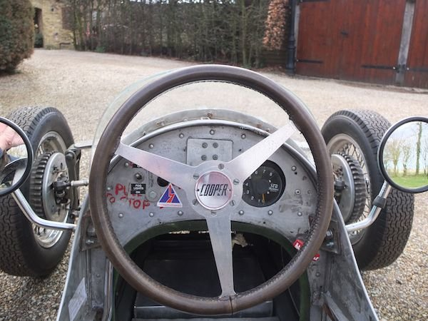 1950 THE STIRLING MOSS COOPER MKIV - JAP 500cc For Sale (picture 5 of 6)
